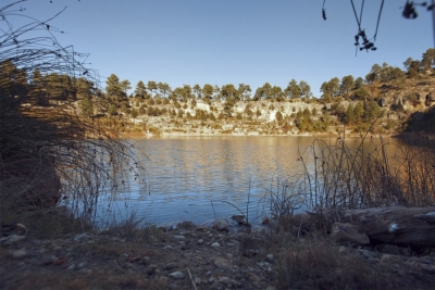 Imagen del enclave Lagunas de Cañada del Hoyo