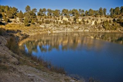Laguna de Cañada del Hoyo