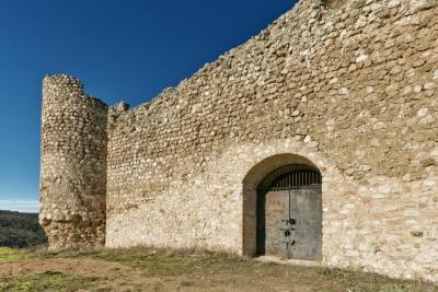 Imagen del enclave Castillo de Haro