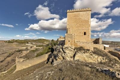 Castillo Amurallado de Uclés