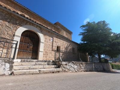 Imagen del enclave Villalba de la Sierra