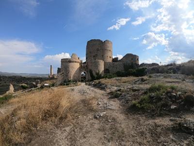 Imagen del enclave Castillo de Moya