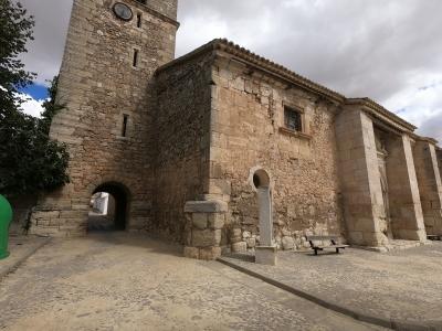 Imagen del enclave Iglesia de Nuestra Señora de la Sey, Valeria