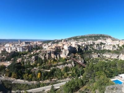 Cuenca, Casas Colgadas y Puente San Pablo