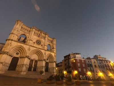 Cuenca, Plaza Mayor y Catedral