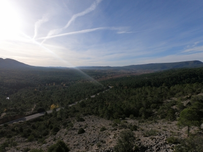 Imagen del enclave Cañamares
