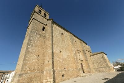 Iglesia de la Inmaculada Concepción, Horcajo de Santiago
