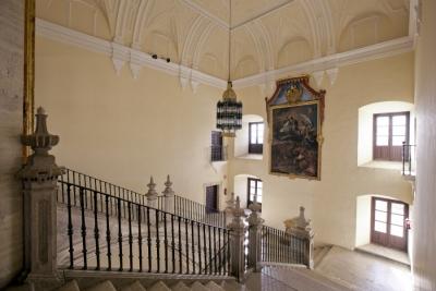Imagen del enclave Monasterio de Uclés