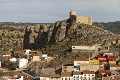 Imagen del enclave Castillo de Enguídanos