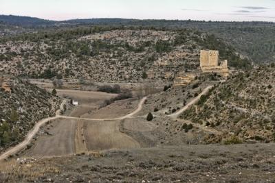 Castillo de Paracuellos de La Vega