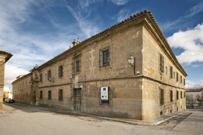 Imagen del enclave Antiguo Convento de los Jesuitas