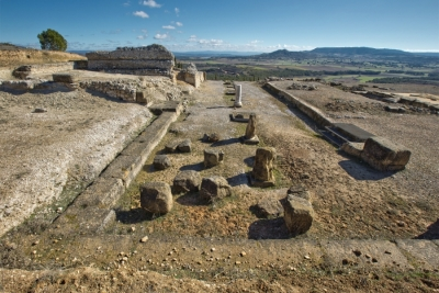 Ciudad Romana de Ercávica