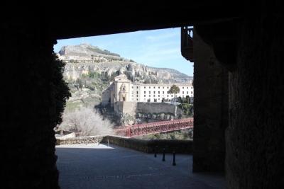 Imagen del enclave Puente de San Pablo y Hoz del rio Huécar
