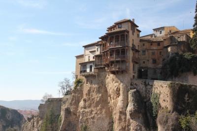 Imagen del enclave Casas Colgadas