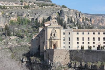Imagen del enclave Antiguo Convento de San Pablo
