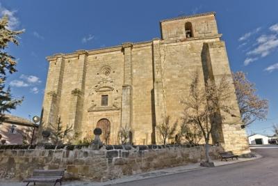 Imagen del enclave Iglesia Parroquial de Garcinarro