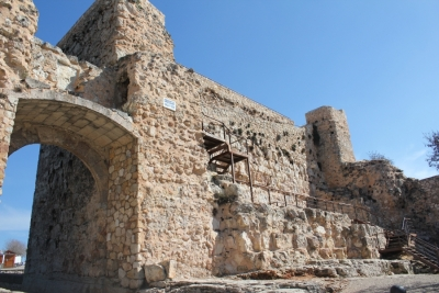 Arco de Bezudo y Castillo