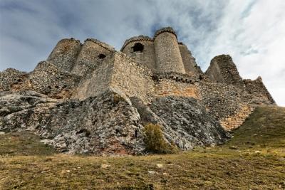 Imagen del enclave Castillo de Puebla de Almenara