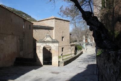 Imagen del enclave Santuario de Ntra. Sra. de las Angustias