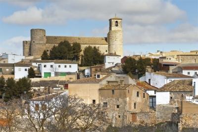 Imagen del enclave Castillo de Garcimuñoz