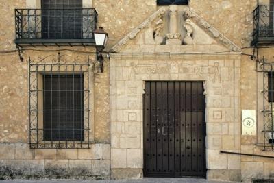Imagen del enclave Antigua cárcel de San Clemente