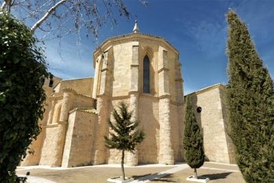 Imagen del enclave Colegiata de San Bartolomé