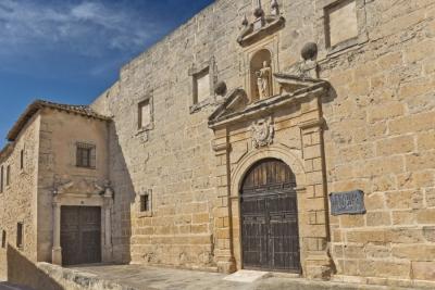 Imagen del enclave Colegio de los Jesuítas