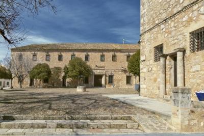 Colegio de los Jesuítas, Belmonte