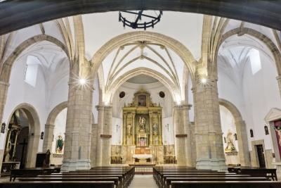 Iglesia de San Miguel, Mota del Cuervo