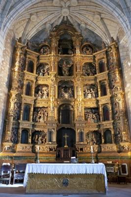 Iglesia de Santa María, Alarcón