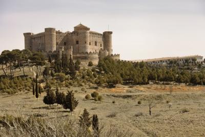 Imagen del enclave Castillo de Belmonte