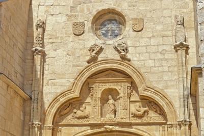 Colegiata de San Bartolomé, Belmonte