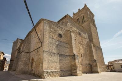 Imagen del enclave Iglesia de San Nicolás de Bari