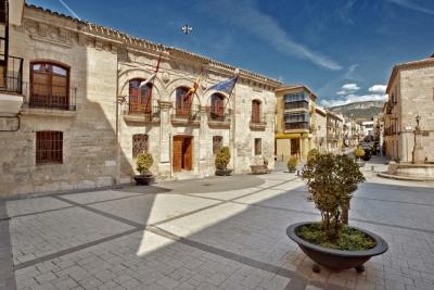 Imagen del enclave Palacio de los Condes de Priego