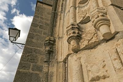 Iglesia Parroquial de Valdeolivas