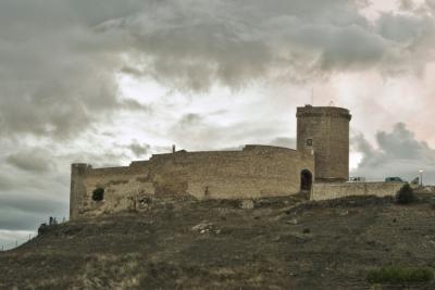 Imagen del enclave Castillo de Cañada del Hoyo