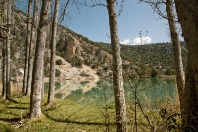 Imagen del enclave El Tobar