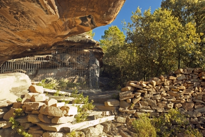 Imagen del enclave Cueva del Tio Modesto