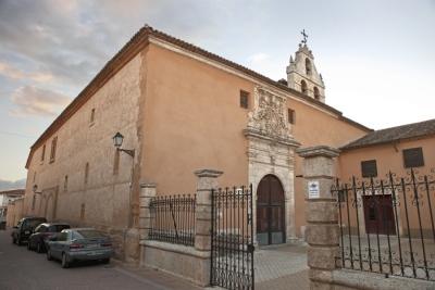 Convento de las Madres Clarisas, Sisante