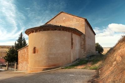 Imagen del enclave Iglesia de San Juan Bautista