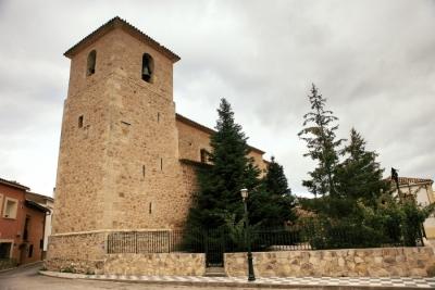 Imagen del enclave Iglesia Parroquial de la Asunción