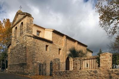 Imagen del enclave Iglesia de San Pedro