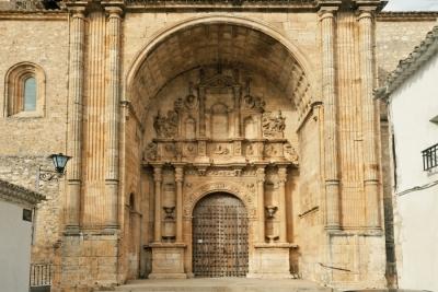 Imagen del enclave Iglesia de Santa María