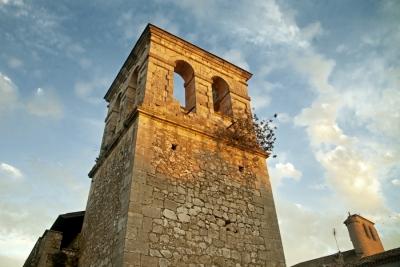 Iglesia de Santo Domingo, Alarcón