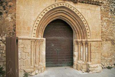 Imagen del enclave Iglesia de Santo Domingo
