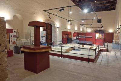 Ermita de la Concepción (Museo Arqueológico), Iniesta