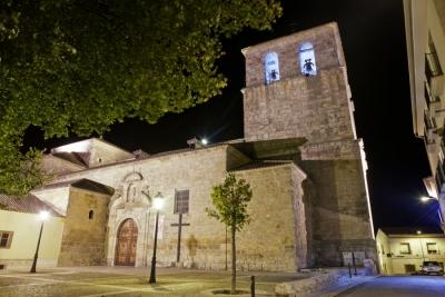 Imagen del enclave Iglesia de la Asunción