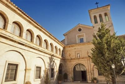 Monasterio de Tejeda, Garaballa