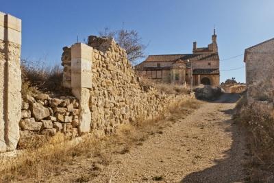Imagen del enclave Iglesia de Santa María la Mayor