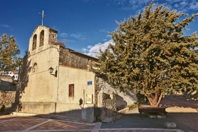 Imagen del enclave La Cierva